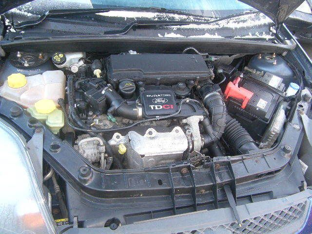 Ford Fiesta Mk Fusion Tdci F Ja F Jb Engine Pump Low Mileage P on 2012 Ford Fusion Engine