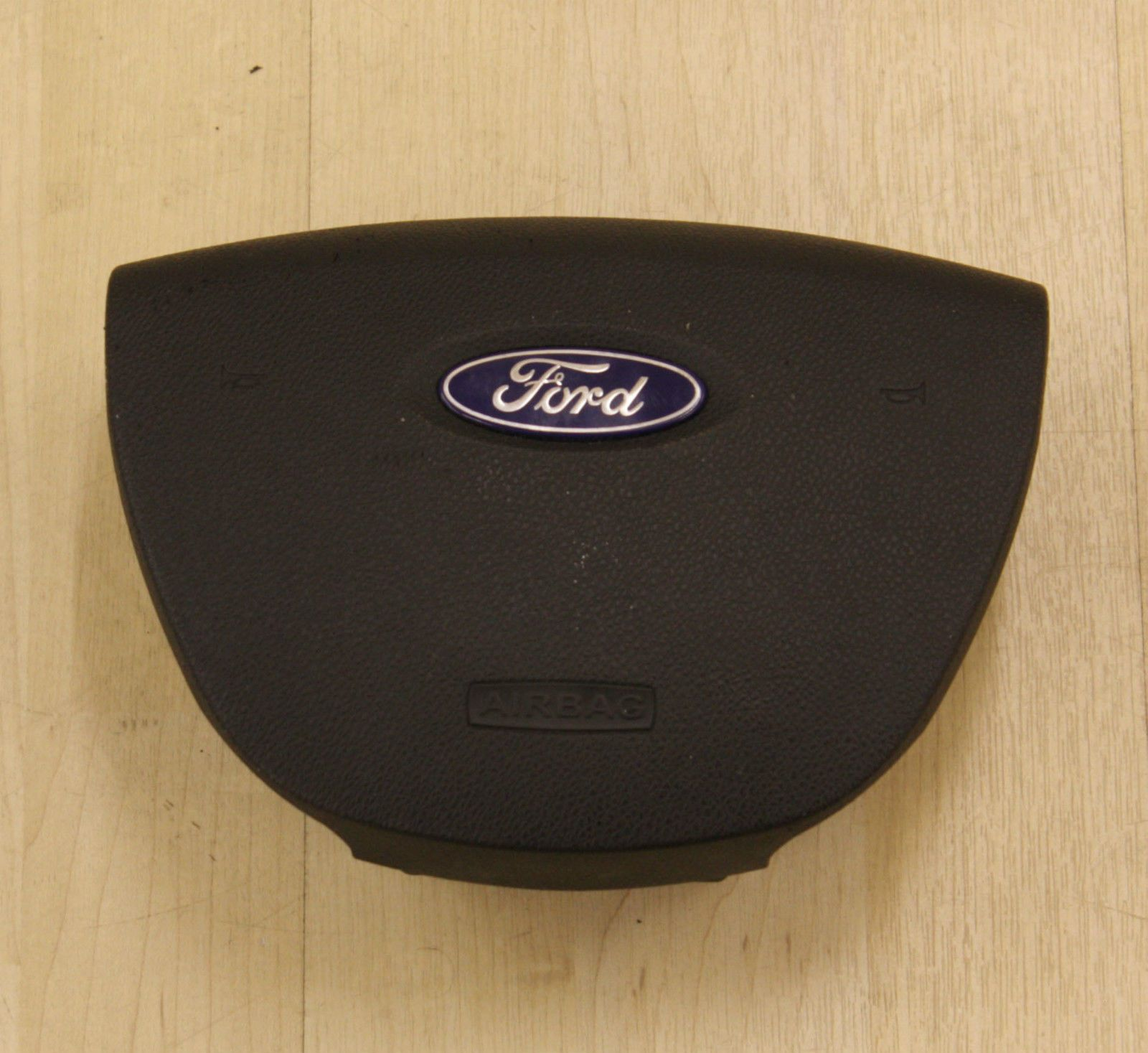 Ford C Max Leather Seats: FORD FOCUS MK2 C-MAX 4 SPOKE DRIVER STEERING WHEEL AIR BAG