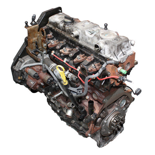 Ford 2 3 Engine Review: FORD MONDEO MK4 2.2 TDCi BARE ENGINE QXBA 2007